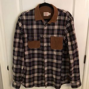 Brooks Brothers men's casual button down shirt